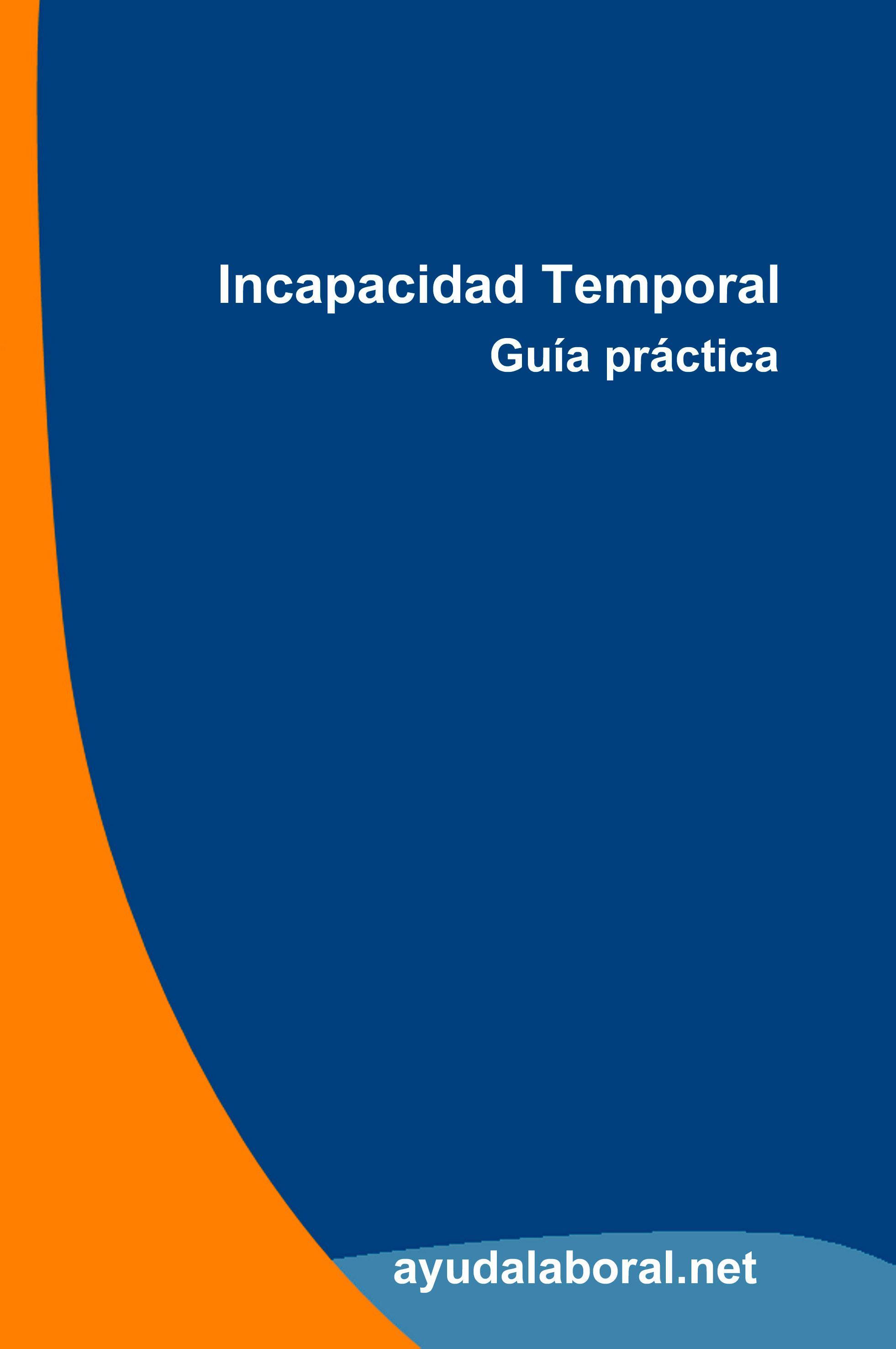 Portada Incapacidad Temporal Guia Practica